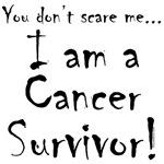 You don't scare me...Survivor 3