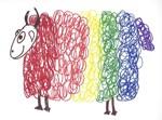 Happy BaaBaa and the Rainbow Shearing