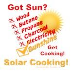 Got Sun? Get Cooking!