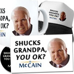 Is Grandpa McCain OK?