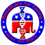 Republicans for Cloning!