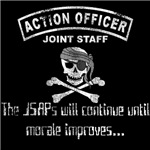 Joint Staff Action Officer
