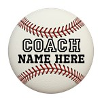 Baseball Coach Name