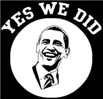 Yes We Did!!! (obama face)