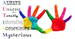 Autism Awareness Kids Hands