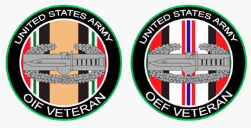 Veteran's with CAB's