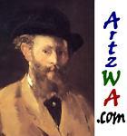 ArtzWA MANET Édouard  1832