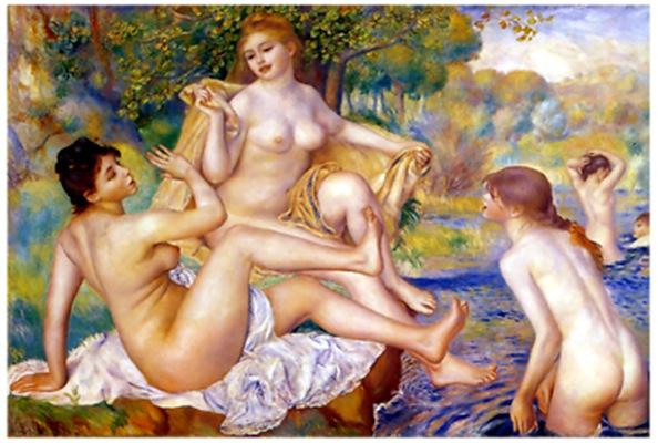 Renoir - The Bathers
