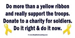 More than a yellow ribbon