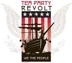 TEA PARTY REVOLT (Eagle)