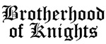 Brotherhood of Knights, NOT BANK OF AMERICA
