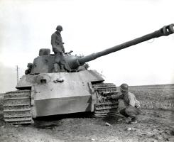 WWII German Tiger Tank
