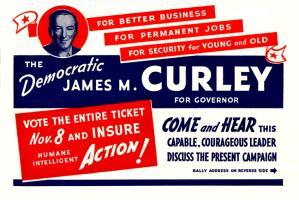 1934 James Michael Curley