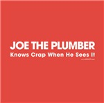 Joe the Plumber Knows Crap When He Sees It
