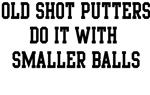 Do it with smaller balls