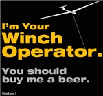 Winch Operator - Buy me a beer. (Later)