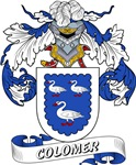 Colomer Coat of Arms, Family Crest