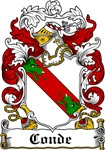 Conde Coat of Arms, Family Crest