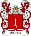 Szabla Coat of Arms, Family Crest