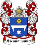 Siemionowicz Coat of Arms, Family Crest