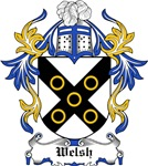 Welsh Coat of Arms, Family Crest