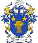 Wauchope Coat of Arms, Family Crest