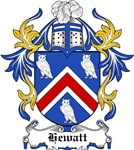 Hewatt Coat of Arms, Family Crest