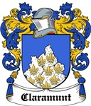 Claramunt Coat of Arms, Family Crest