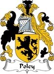 Poley Family Crest