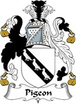 Pigeon Family Crest