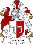 Cookson Family Crest
