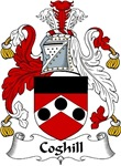 Coghill Family Crest