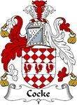 Cocke Family Crest