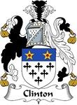 Clinton Family Crest