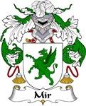 Mir Family Crest