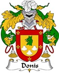 Donis Family Crest
