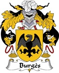 Burges Family Crest