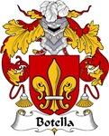Botella Family Crest