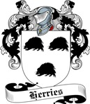 Herries Family Crest, Coat of Arms