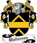 Walterson Family Crest, Coat of Arms