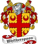 Witherspoon Family Crest, Coat of Arms