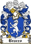 Bracco Family Crest, Coat of Arms