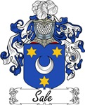 Sale Family Crest, Coat of Arms