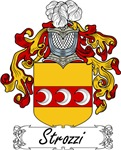 Strozzi Family Crest, Coat of Arms