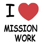 I heart mission work