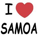 I heart samoa