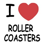 I heart roller coasters