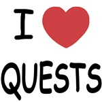 I heart quests
