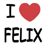 I heart felix