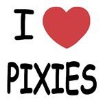 I heart pixies